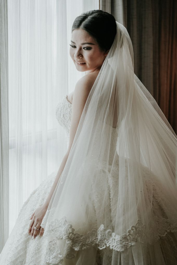 THE WEDDING OF TEDY & JAZREEL by AB Photographs - 005