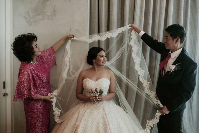 THE WEDDING OF TEDY & JAZREEL by AB Photographs - 007