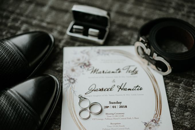 THE WEDDING OF TEDY & JAZREEL by AB Photographs - 009