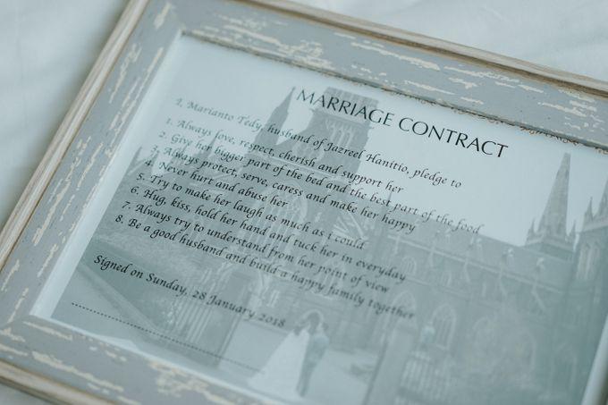 THE WEDDING OF TEDY & JAZREEL by AB Photographs - 014