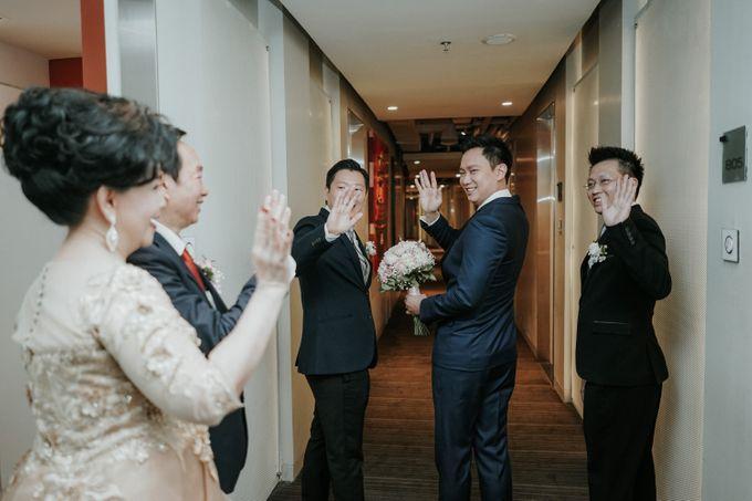 THE WEDDING OF TEDY & JAZREEL by AB Photographs - 015