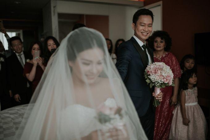 THE WEDDING OF TEDY & JAZREEL by AB Photographs - 017
