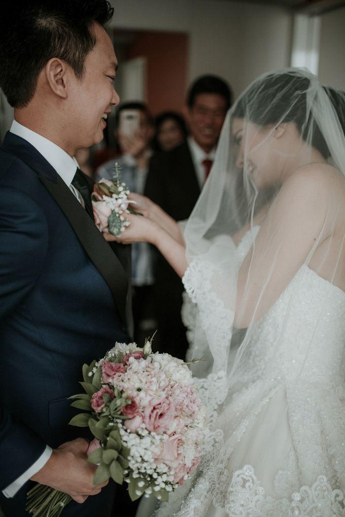 THE WEDDING OF TEDY & JAZREEL by AB Photographs - 018