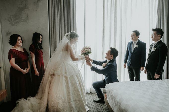 THE WEDDING OF TEDY & JAZREEL by AB Photographs - 019