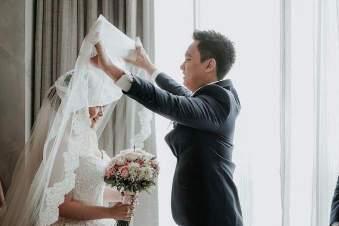 THE WEDDING OF TEDY & JAZREEL by AB Photographs - 020