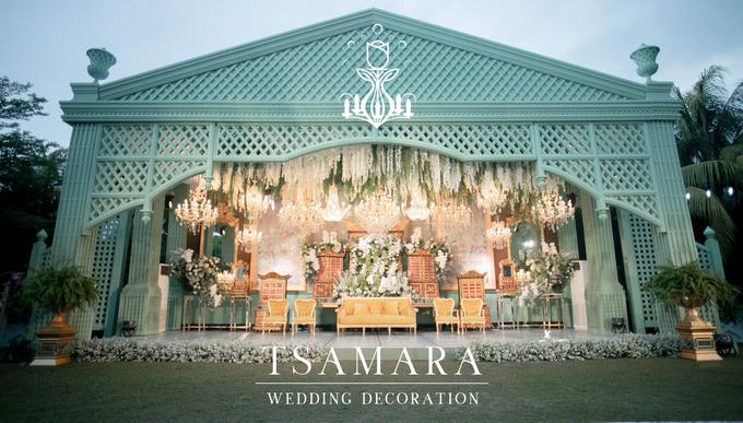 Tsamara Wedding Decoration Portfolio by Tsamara Resto - 001