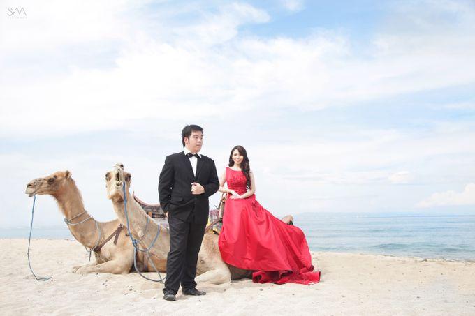 Prewedding of Kevin & Anatashya by SYM Pictures - 013