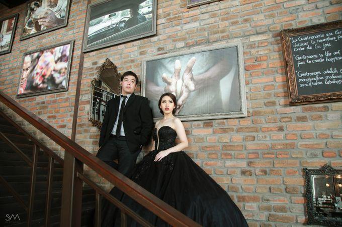 Prewedding of Kevin & Anatashya by SYM Pictures - 016