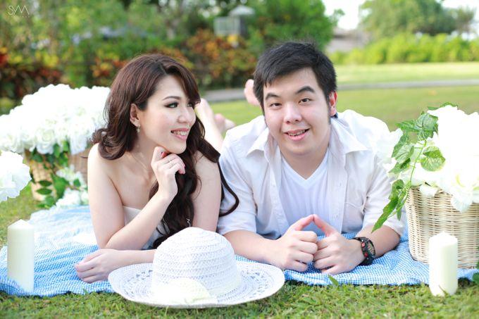 Prewedding of Kevin & Anatashya by SYM Pictures - 007