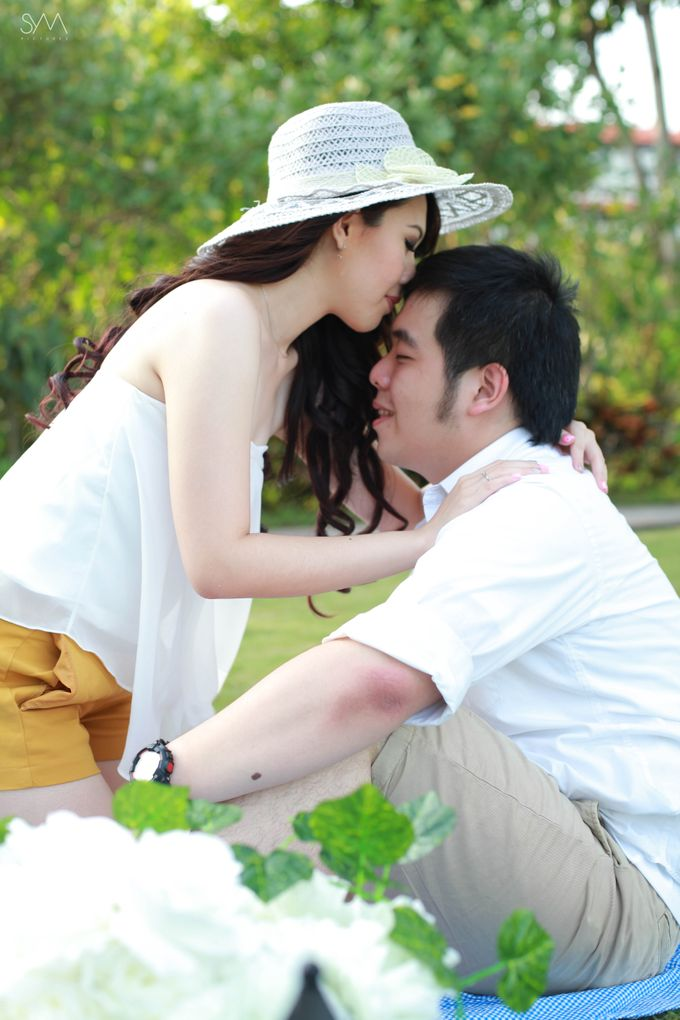 Prewedding of Kevin & Anatashya by SYM Pictures - 015