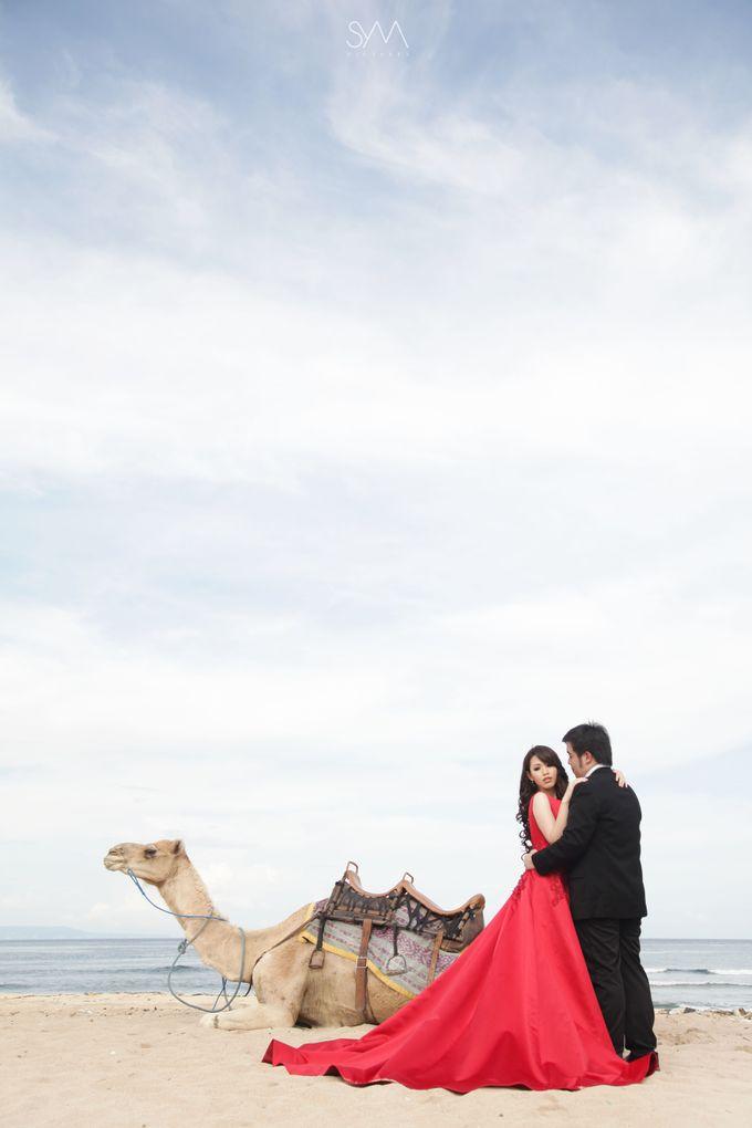 Prewedding of Kevin & Anatashya by SYM Pictures - 002