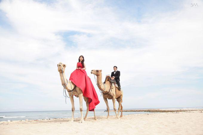 Prewedding of Kevin & Anatashya by SYM Pictures - 004