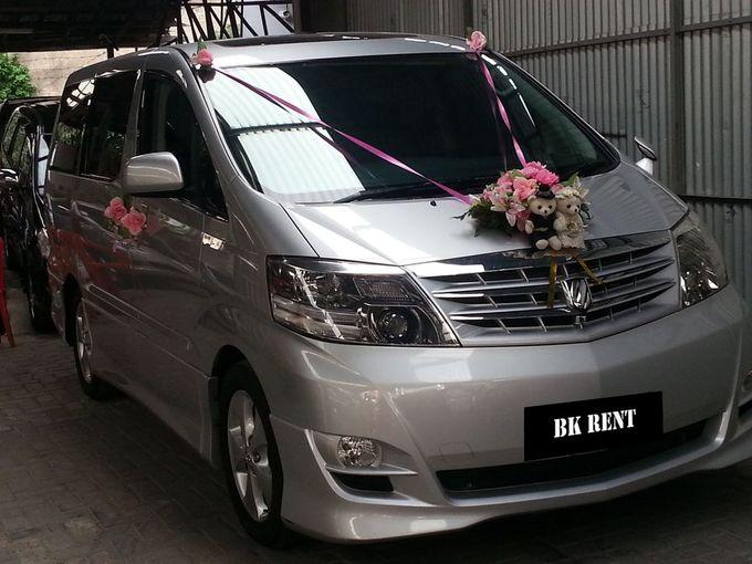 Foto Dekorasi Mobil BK Rent Car by BKRENTCAR - 007