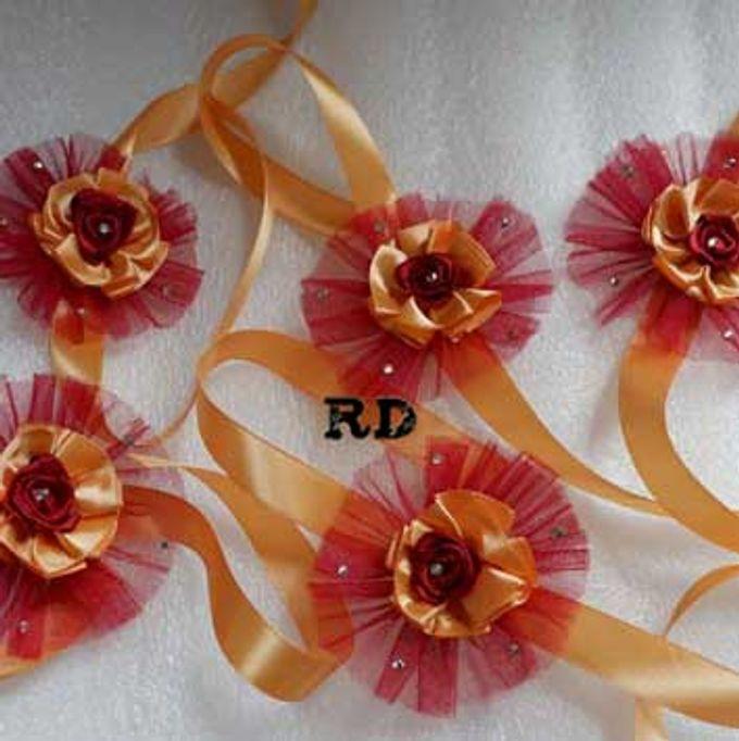 Perlengkapan Bride wedding - jakarta by ribbondecoration - 005