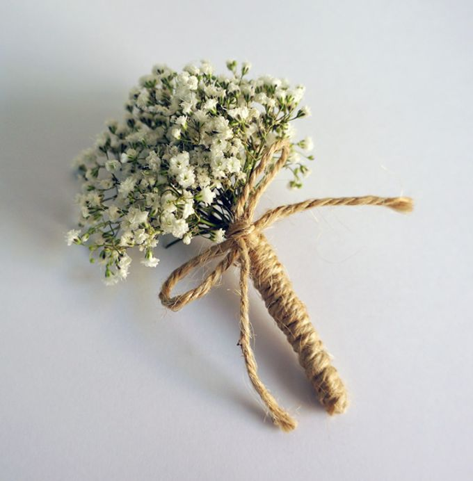 Boutonnieres & Corsages by The Olive 3 (S) Pte Ltd - 001