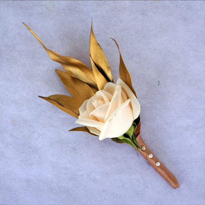 Boutonnieres & Corsages by The Olive 3 (S) Pte Ltd - 002