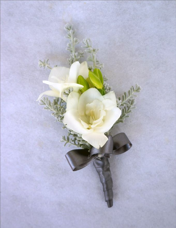 Boutonnieres & Corsages by The Olive 3 (S) Pte Ltd - 004