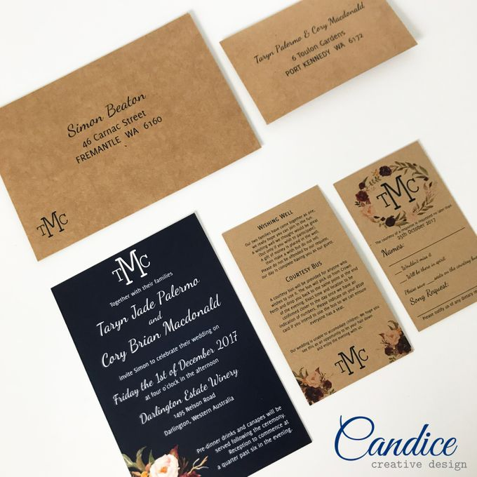 Taryn and Cory by Candice Creative Design - 007