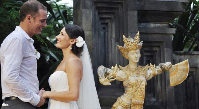 Bali Mandira Wedding by Bali Mandira Beach Resort & Spa - 016