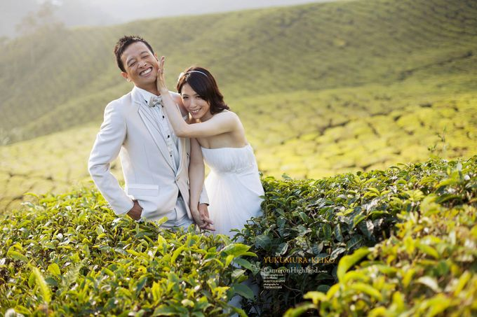 The best of  Pre-Wedding in Cameron Highland by maxtography - 015