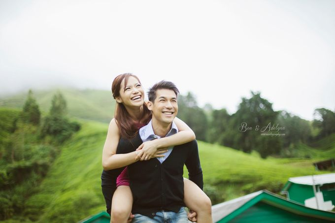The best of  Pre-Wedding in Cameron Highland by maxtography - 021
