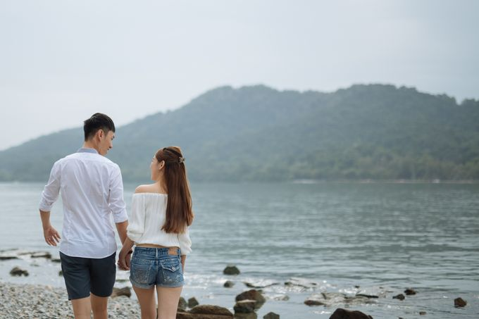 Couple Portraiture in Penang by Steven Yam Photography - 001