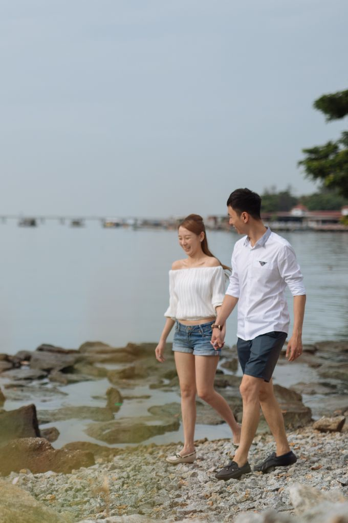 Couple Portraiture in Penang by Steven Yam Photography - 003