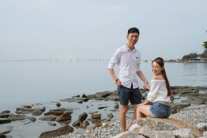 Couple Portraiture in Penang by Steven Yam Photography - 006