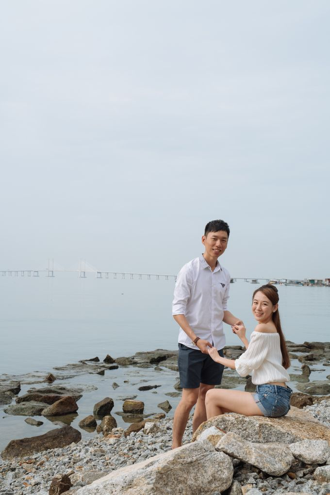 Couple Portraiture in Penang by Steven Yam Photography - 007