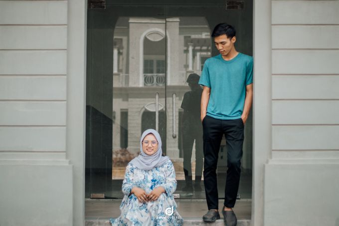 Story of Prewedding by Join Digital - 010