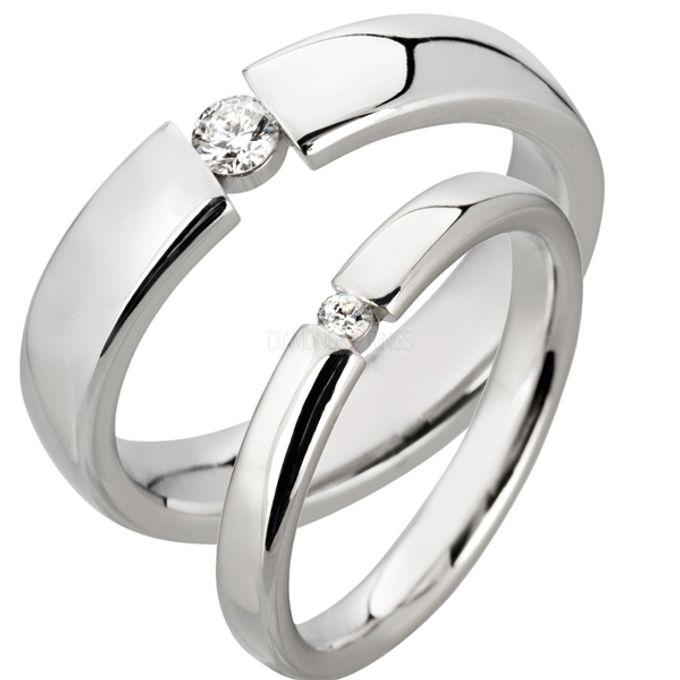 wedding ring simple by Morolaris Jewelry - 003