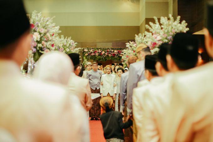 The Wedding of Citra & Riyo by DIY Planner - 001