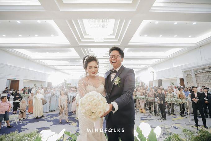 The Wedding of Fifi & Ian by  Menara Mandiri by IKK Wedding (ex. Plaza Bapindo) - 005