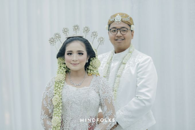 The Wedding of Fifi & Ian by  Menara Mandiri by IKK Wedding (ex. Plaza Bapindo) - 002