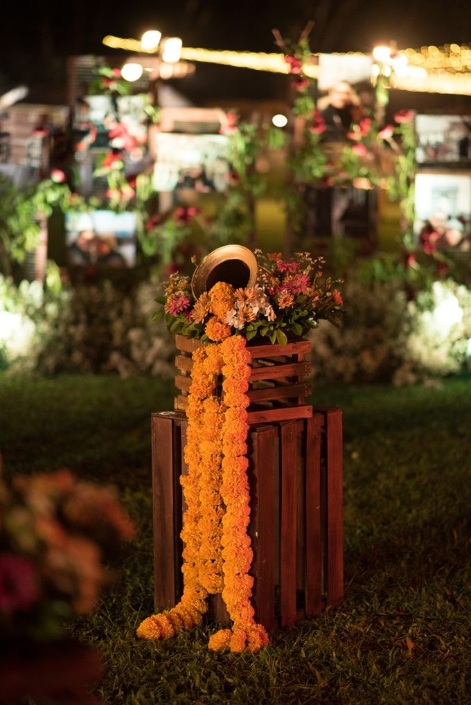 Bali Garden Indian Wedding Decoration By Bali Izatta Wedding Planner