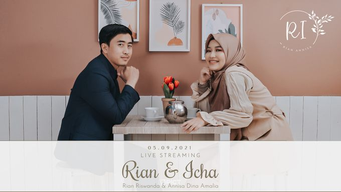 RIAN & ICHA - LIVE STREAMING AKAD NIKAH by Fave Hotel Hypersquare - 001