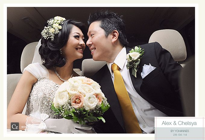 The Wedding of Alex & Chelsya by Cortez photography - 029