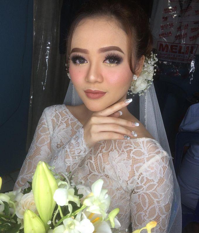 Hairdo Modern by iir bahari professional makeup and wedding - 001