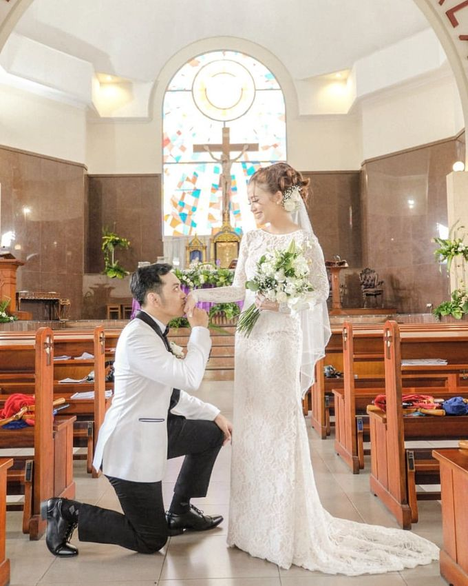 Momen Para Pengantin by iir bahari professional makeup and wedding - 006