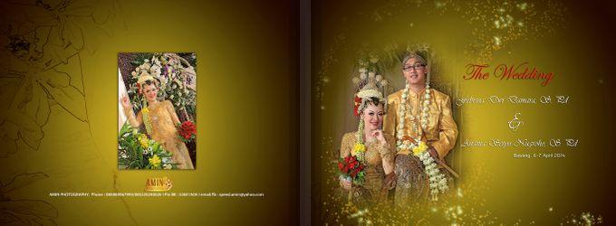 Dama Wedding cover by Susi Beauty Wedding - 001