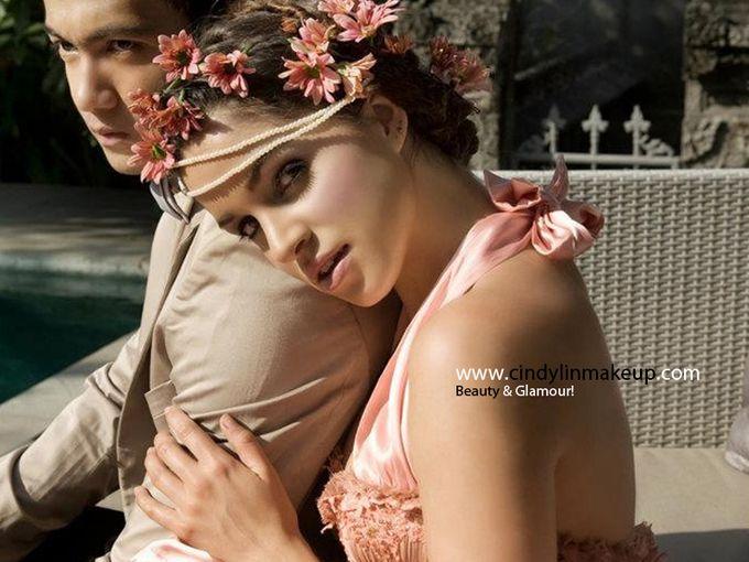 Western Wedding Makeup by Cindy Lin Make Up Artist - 005