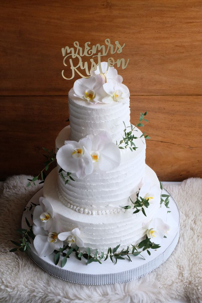 The Wedding of William & Grace by KAIA Cakes & Co. - 004