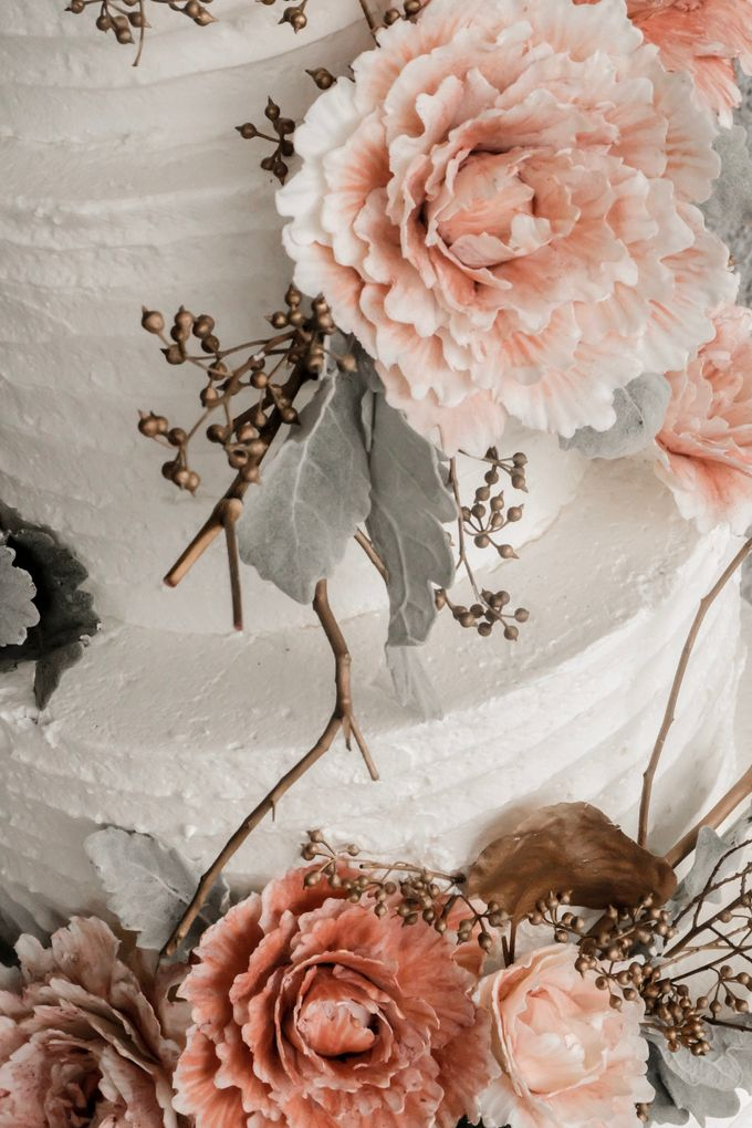 The Wedding of Winson & Jennifer by KAIA Cakes & Co. - 004