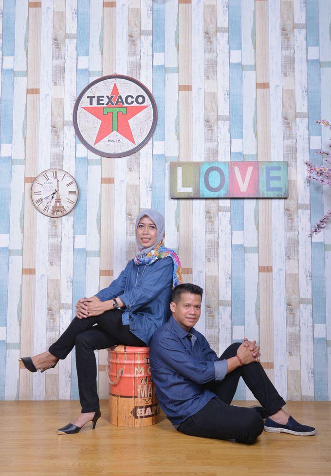 Prewedding Studio Depok by Fakhri photography - 004