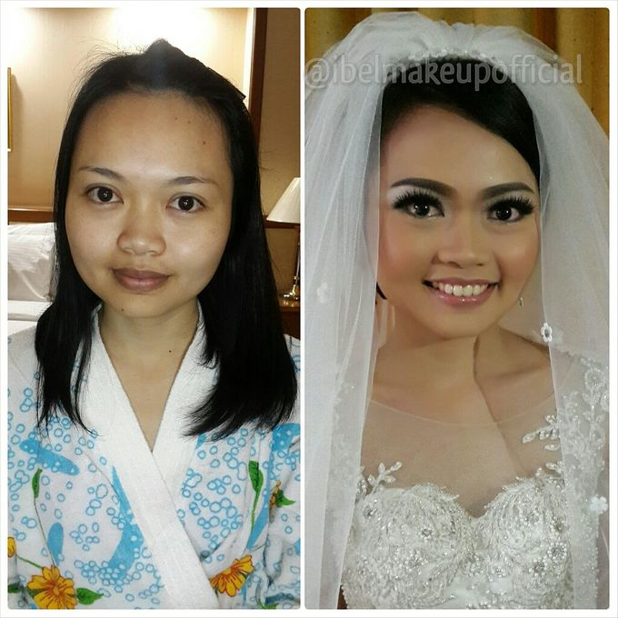 Bride Make Up by IBELmakeuppro - 019