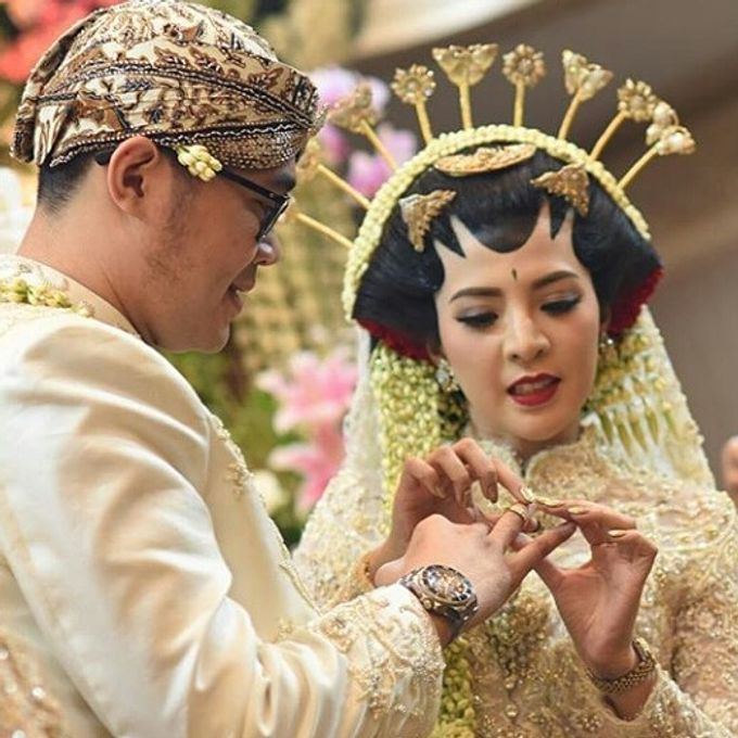 Wedding Nails Kartika Sukarwo by Story of Nailart - 010