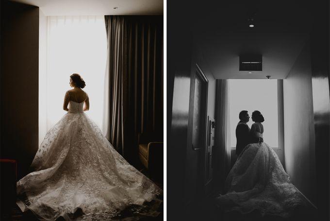 Claudia & Renaldo Wedding Ceremony by ATIPATTRA - 011