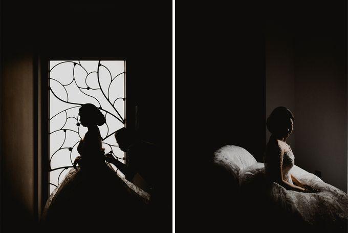 Claudia & Renaldo Wedding Ceremony by ATIPATTRA - 003