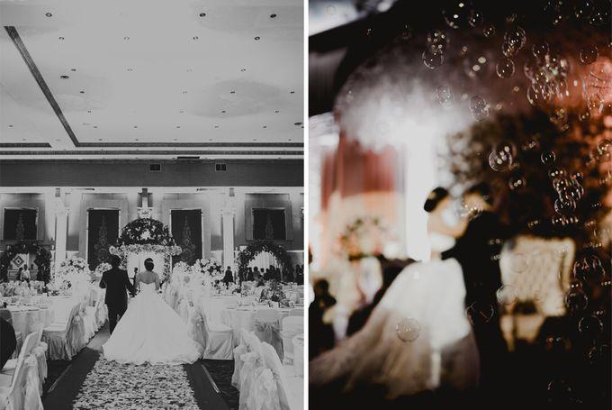 Claudia & Renaldo Wedding Ceremony by ATIPATTRA - 025