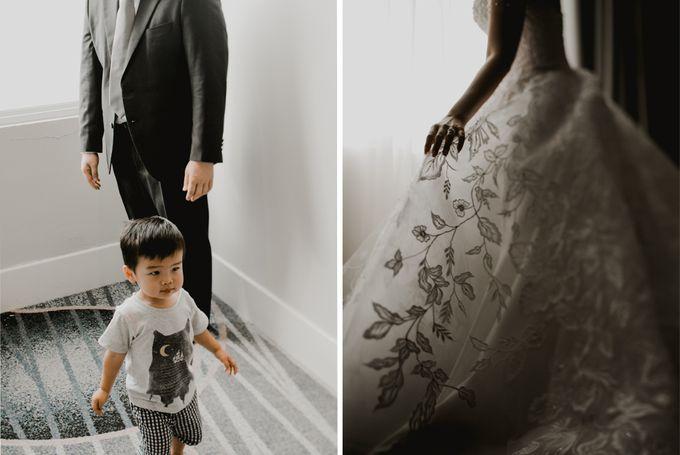 Claudia & Renaldo Wedding Ceremony by ATIPATTRA - 016